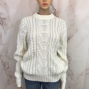 Vintage Appalachian Cozy Sweater